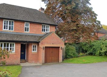 Thumbnail 4 bed detached house to rent in Wentworth Grange, Winchester