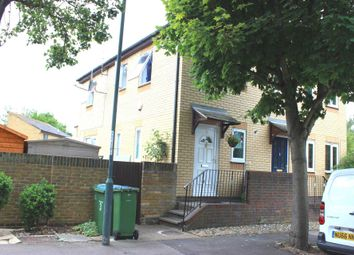 Thumbnail 2 bed semi-detached house for sale in Camelot Close, Thamesmead West