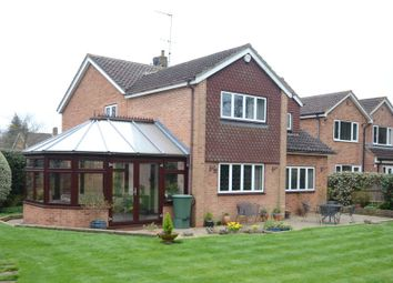 Thumbnail 4 bed detached house for sale in Webster Close, Maidenhead, Berkshire
