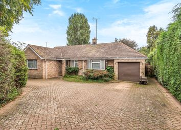 Thumbnail 4 bed detached bungalow for sale in Stallpits Road, Shrivenham, Swindon