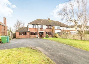 Thumbnail 5 bed semi-detached house for sale in Willington Street, Maidstone