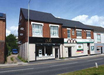 Thumbnail 1 bed flat for sale in Cannock Road, Hednesford, Cannock, Staffordshire