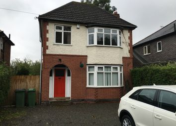Thumbnail 3 bed detached house to rent in Hinckley Road, Leicester