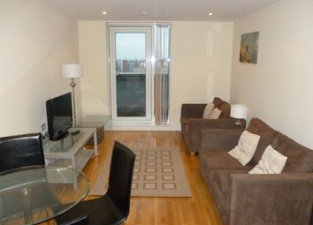 Thumbnail 2 bed flat for sale in Wharfside Point South, 4 Prestons Road, London, Gb