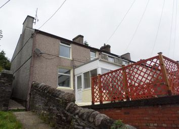 Thumbnail 3 bed end terrace house to rent in 1, Bryn Derwen, Talysarn