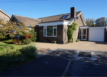 Thumbnail 3 bed detached bungalow for sale in River View, East Cowes