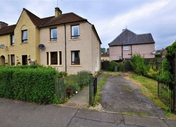 Thumbnail 3 bed end terrace house for sale in Gartmorn Road, Sauchie, Alloa