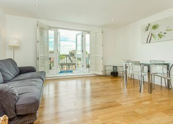 Thumbnail 2 bed flat to rent in Falcon Road, Battersea