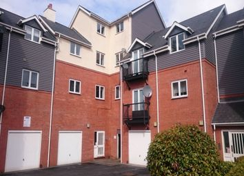 Thumbnail 2 bed flat for sale in Benedict House Mill Street, Evesham