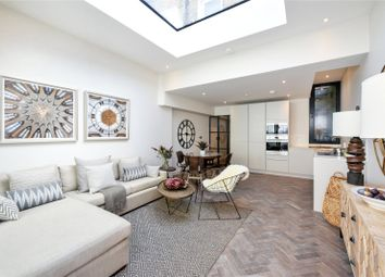 Thumbnail 3 bed maisonette for sale in Stephendale Road, London