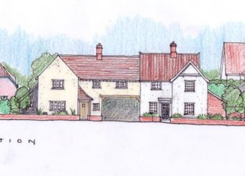 Thumbnail 3 bed link-detached house for sale in Egremont Street, Glemsford, Sudbury