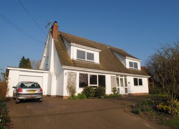 Thumbnail 4 bed detached house to rent in The Street, Winfarthing, Diss
