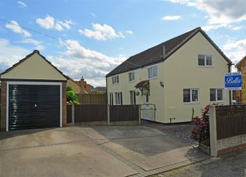 Thumbnail 3 bed detached house for sale in Butterwick Road, Messingham, Scunthorpe