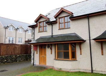 Thumbnail 3 bed property for sale in Llanbedr