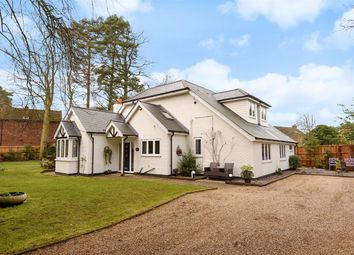 Thumbnail 5 bed detached house for sale in Ellis Road, Crowthorne, Berkshire