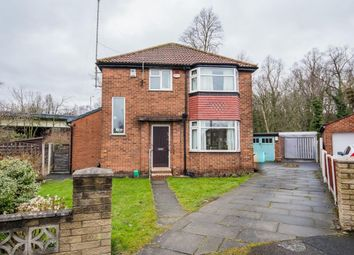 Thumbnail 3 bed detached house for sale in Woodgarth Lane, Worsley, Manchester