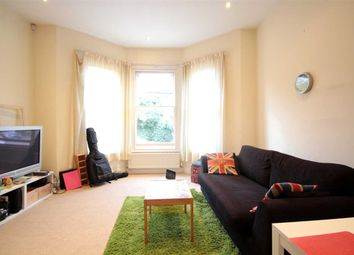 Thumbnail 2 bed flat to rent in Culverden Road, London