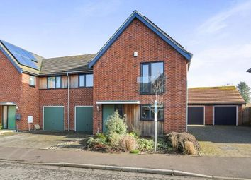 Thumbnail 3 bed link-detached house for sale in Watton, Thetford, Norfolk