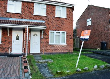 Thumbnail 3 bed semi-detached house to rent in Ellwood Close, Leicester