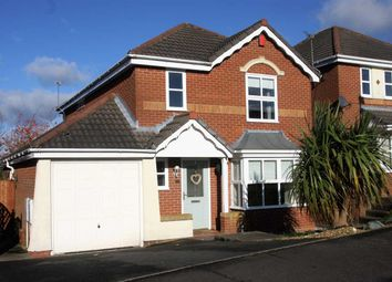 Thumbnail 4 bed detached house for sale in Shackleton Drive, Tunstall, Stoke-On-Trent
