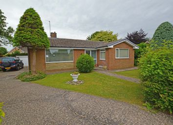 Thumbnail 3 bed detached bungalow for sale in Flock Leys, Scalby, Scarborough