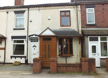 Thumbnail 2 bed terraced house for sale in Colclough Lane, Tunstall, Stoke-On-Trent