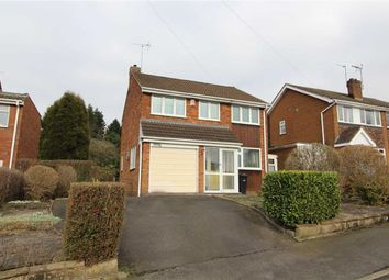 Thumbnail 3 bed detached house for sale in Water Road, Gornal Wood, Dudley