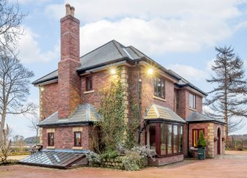Thumbnail 5 bed detached house for sale in Cranes Lane, Lathom, Ormskirk, Lancashire