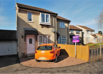 Thumbnail 3 bed semi-detached house for sale in Buckingham Close, Bridgwater