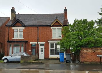 Thumbnail 3 bed semi-detached house to rent in Horninglow Road North, Burton-On-Trent, Staffordshire