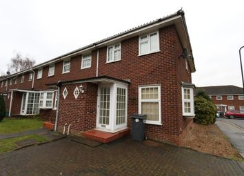 Thumbnail 2 bed semi-detached house to rent in Crawford Avenue, Wembley