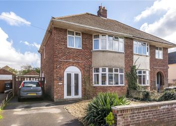 Thumbnail 3 bed semi-detached house for sale in Chilton Grove, Yeovil, Somerset