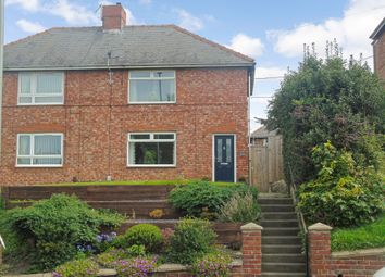 Thumbnail 2 bed semi-detached house for sale in Whickham Bank, Swalwell, Newcastle Upon Tyne