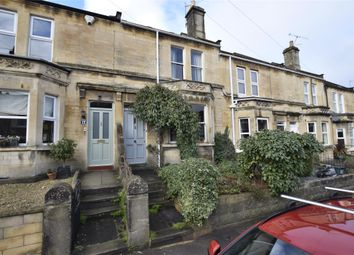 Thumbnail 2 bedroom terraced house for sale in Millmead Road, Bath, Somerset