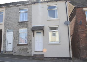Thumbnail 2 bed terraced house to rent in Stanhope Road, Swadlincote