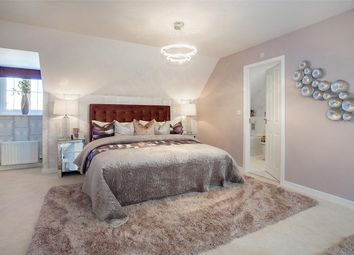 "Thumbnail 3 bedroom mews house for sale in ""Hempton"" at Collins Drive, Bloxham, Banbury"