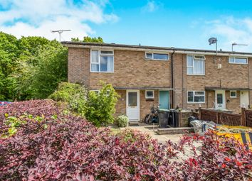 Thumbnail 3 bedroom end terrace house for sale in Cunningham Road, Waterlooville