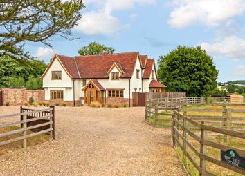 Thumbnail 4 bed detached house for sale in Anstey, Nr Buntingford, Hertfordshire