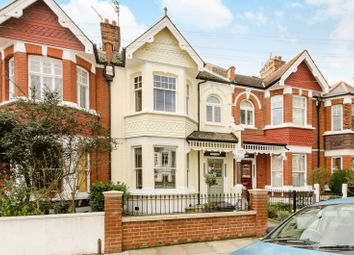 Thumbnail 5 bed terraced house to rent in Elsenham Street, Southfields