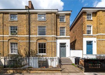 Thumbnail 2 bed flat for sale in Belitha Villas, Barnsbury, London