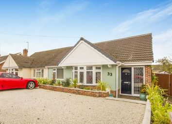 Thumbnail 3 bed bungalow for sale in Norfolk Road, Wigston, Leicester, Leicestershire