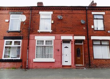 Thumbnail 2 bed terraced house for sale in Hobart Street, Manchester