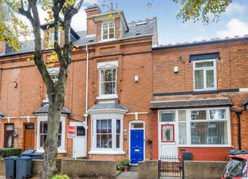 Thumbnail 4 bed terraced house for sale in Somerset Road, Handsworth, Birmingham