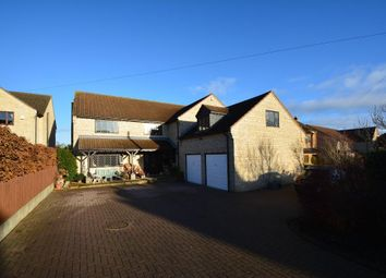 Thumbnail 5 bed detached house for sale in Swallow Hill, Thurlby, Bourne