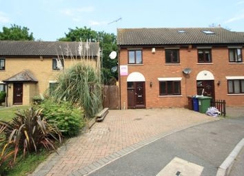 Thumbnail 3 bed detached house to rent in Church Hollow, Purfleet