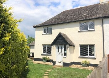 Thumbnail 3 bed semi-detached house for sale in Hillside, Payhembury, Honiton