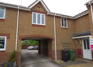 Thumbnail 1 bedroom terraced house for sale in Earsham Drive, King's Lynn