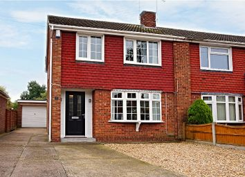 Thumbnail 3 bed semi-detached house for sale in Ash Grove, North Hykeham