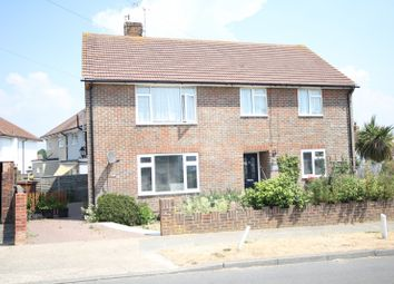 Thumbnail 2 bed flat to rent in Cecil Road, Lancing