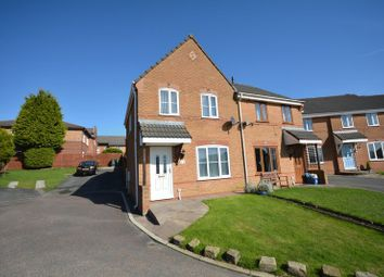 Thumbnail 2 bed semi-detached house for sale in George Avenue, Great Harwood, Blackburn